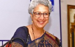 Rita Teaotia, Chief Secretary, Department of Commerce, Ministry of Commerce and Industries