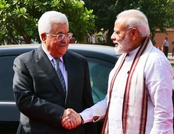 Cabinet apprised of MoU between India & Palestine on cooperation in e-Gov, start-up ecosystem, others